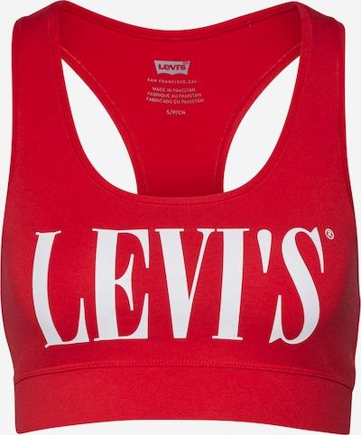 LEVI'S Podprsenka - červené, Produkt