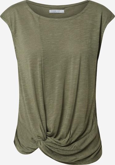 Hailys Shirt 'Klany' in khaki, Produktansicht