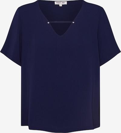 ABOUT YOU Majica 'Fabrice' | mornarska barva, Prikaz izdelka
