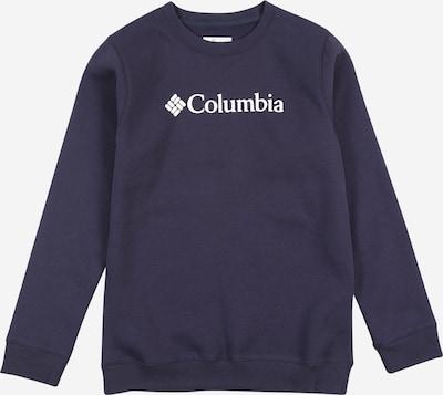 COLUMBIA Sweat de sport 'Park™' en bleu fumé, Vue avec produit