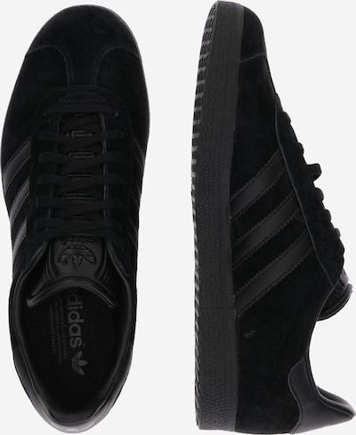 ADIDAS ORIGINALS Sneakers 'Gazellle' in Black: Side view