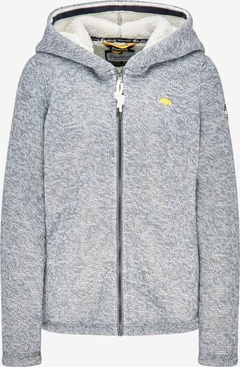 Schmuddelwedda Jacke in grau, Produktansicht