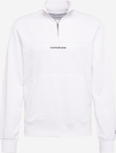Calvin Klein Jeans Bluzka sportowa w kolorze czarny / białym, Podgląd produktu