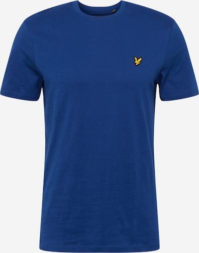 Lyle & Scott Shirt in de kleur Blauw / Geel, Productweergave