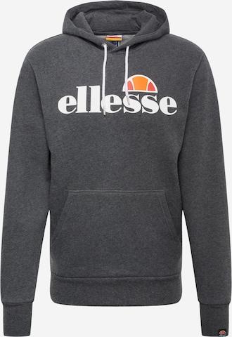 ELLESSE Sweatshirt 'Gottero' in Grau