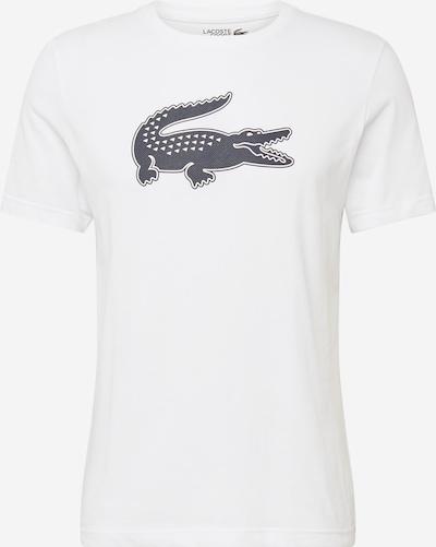 LACOSTE T-Shirt in weiß: Frontalansicht