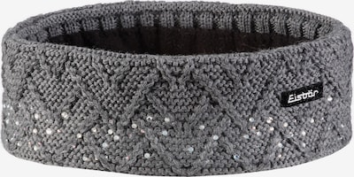 Eisbär Stirnband 'Isabella' in dunkelgrau, Produktansicht