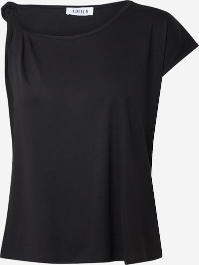 fekete EDITED Póló, Termék nézet