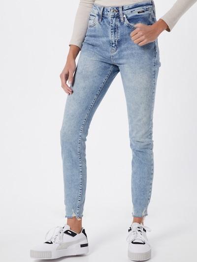 Mavi Jeans 'Scarlett' in blue denim, Modelansicht