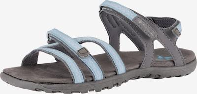 MCKINLEY Sandalen 'Pico W' in hellblau / grau / weiß, Produktansicht