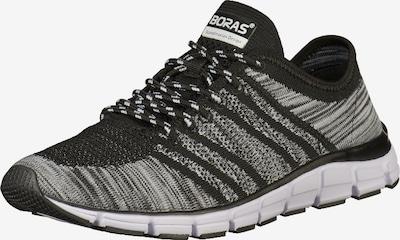 BORAS Sneaker in grau / schwarz, Produktansicht