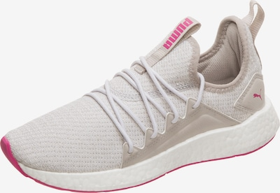 PUMA Laufschuh 'Nrgy Neko Knit' in beigemeliert / pink, Produktansicht