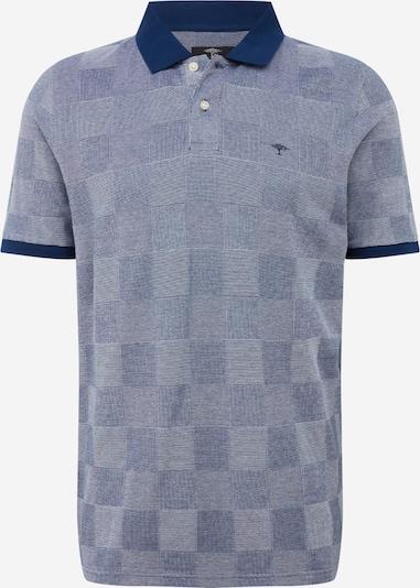 FYNCH-HATTON Poloshirt in nachtblau, Produktansicht