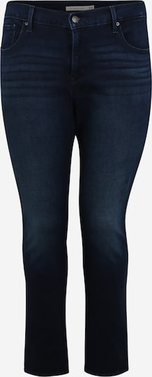 Levi's® Plus Jeans '311™ PL SHAPING SKINNY' in blue denim, Produktansicht