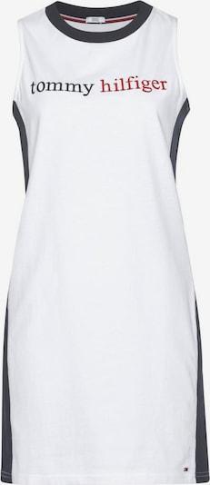 TOMMY HILFIGER Nachthemd in rot / schwarz / weiß, Produktansicht
