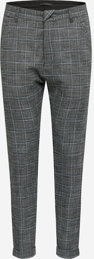DRYKORN Trousers 'Brew' in blue / grey / black, Item view