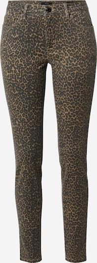 OPUS Jeans 'Elma' in karamell / schwarz, Produktansicht
