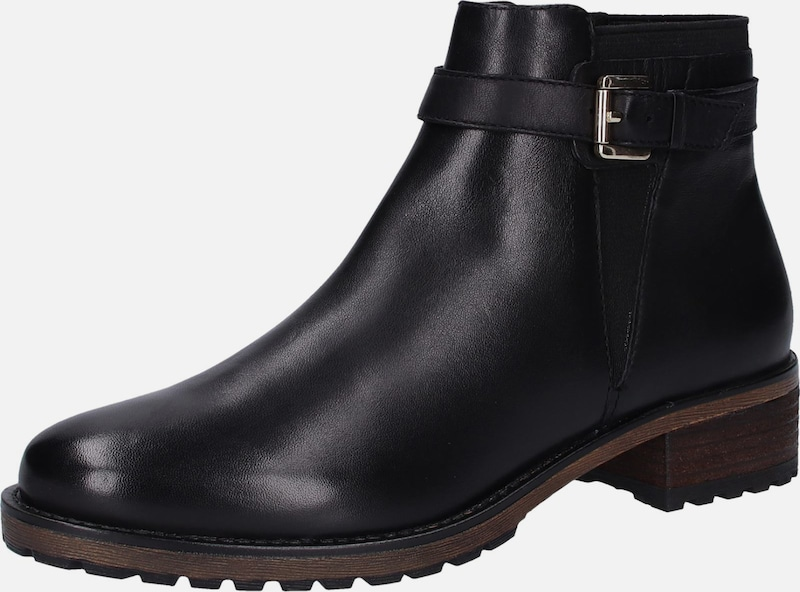 SPM | Ankle Boot 'Ilastic'