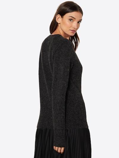 VERO MODA Pullover in schwarz: Rückansicht