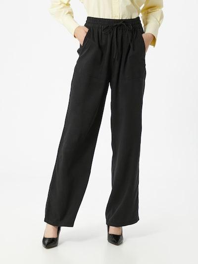 Whistles Spodnie w kolorze czarnym, Podgląd na modelu(-ce)