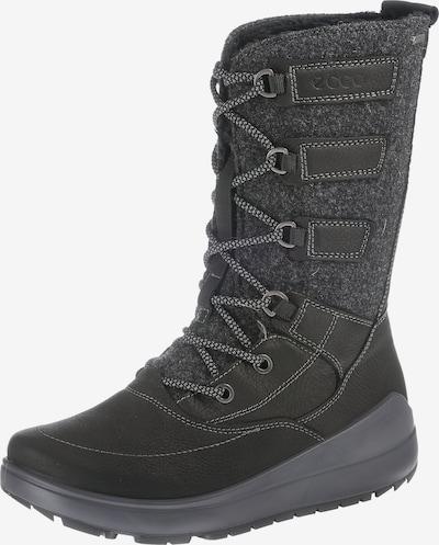 ECCO Stiefel in grau / schwarz, Produktansicht