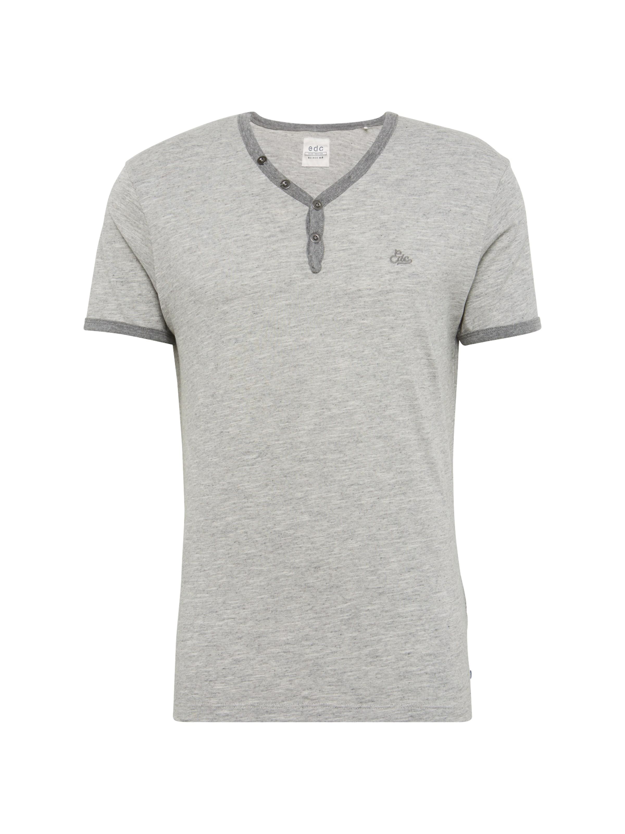 Gris Edc Chiné 'sg shirt EspritT By In 068cc2k012' MzSUpqV