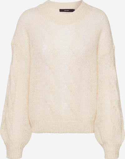 VERO MODA Pullover in creme, Produktansicht