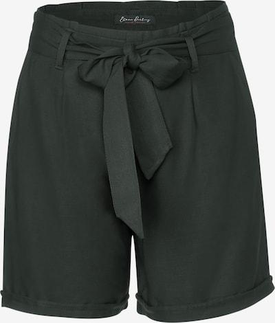 STREET ONE Shorts in dunkelgrün, Produktansicht