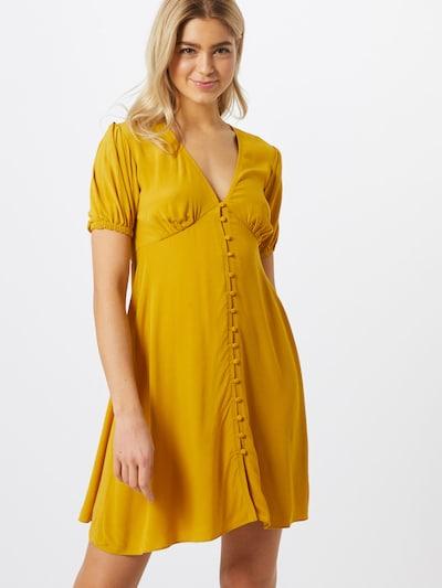 Samsoe Samsoe Kleid 'Petunia' in senf, Modelansicht