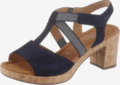 GABOR Sandalette in dunkelblau, Produktansicht