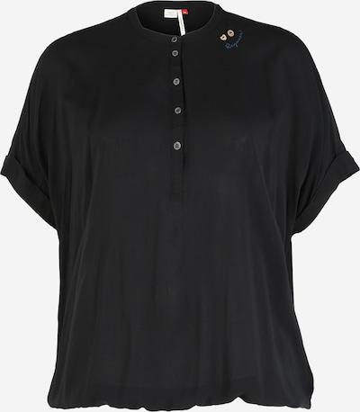 Ragwear Plus T-Krekls 'RICOTA' pieejami melns, Preces skats