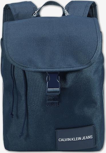 Calvin Klein Jeans Rucksack in dunkelblau, Produktansicht