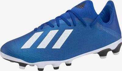 ADIDAS PERFORMANCE Fußballschuh 'X 19.3 MG' in blau / weiß, Produktansicht
