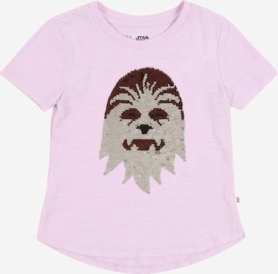 GAP Koszulka w kolorze lawenda / mieszane kolorym, Podgląd produktu