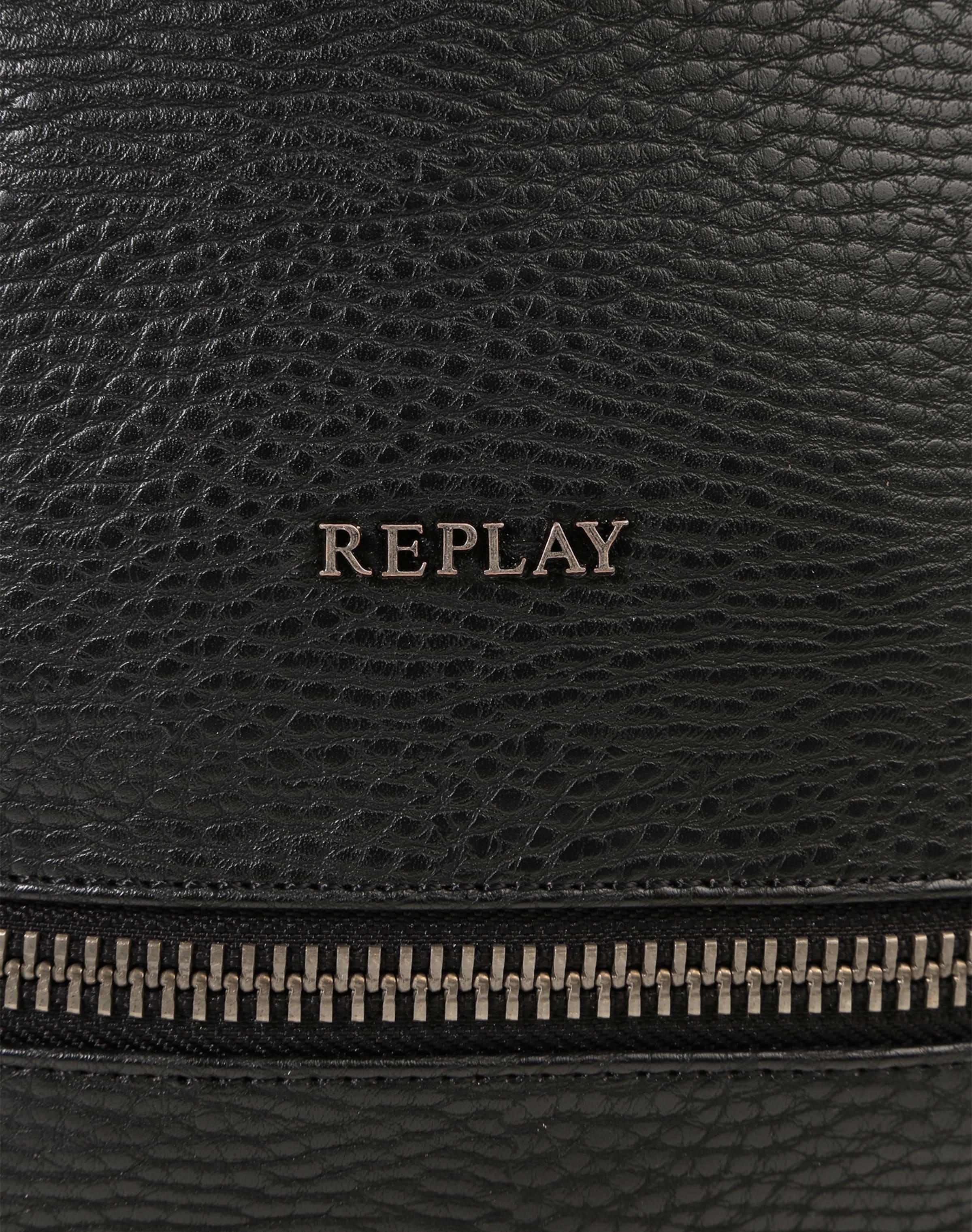 Günstig Kaufen Angebote REPLAY Rucksack mit Reißverschluss-Details Online Einkaufen Niedrige Versandgebühr Günstiger Preis sXHBE
