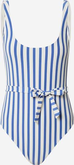 BILLABONG Badeanzug in blau / weiß, Produktansicht