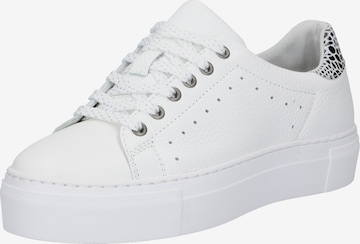 PS Poelman Sneakers '5884' in White