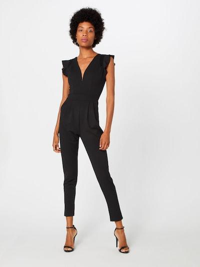 WAL G. Overall in schwarz, Modelansicht