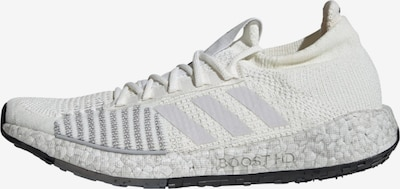 ADIDAS PERFORMANCE Chaussure de course en gris chiné / blanc naturel, Vue avec produit