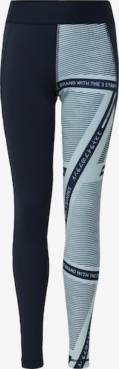 ADIDAS PERFORMANCE Leggings in blau, Produktansicht