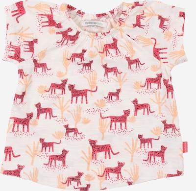 Noppies Shirt 'Choctaw' in hummer / pastellorange / weiß, Produktansicht