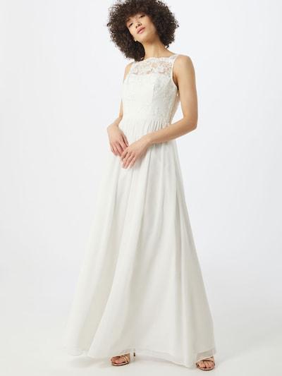 Chi Chi London Večernja haljina 'BE52458DO' u bijela, Prikaz modela