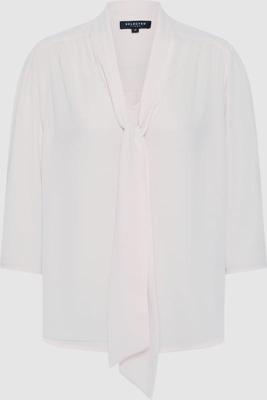 SELECTED FEMME Blause 'Livia' in puder  Neue Kleidung in dieser Saison