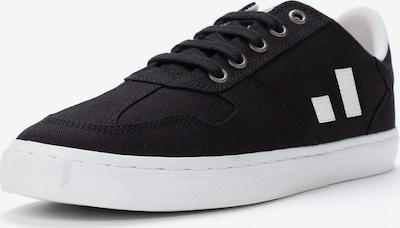 Ethletic Sneaker in schwarz / weiß: Frontalansicht