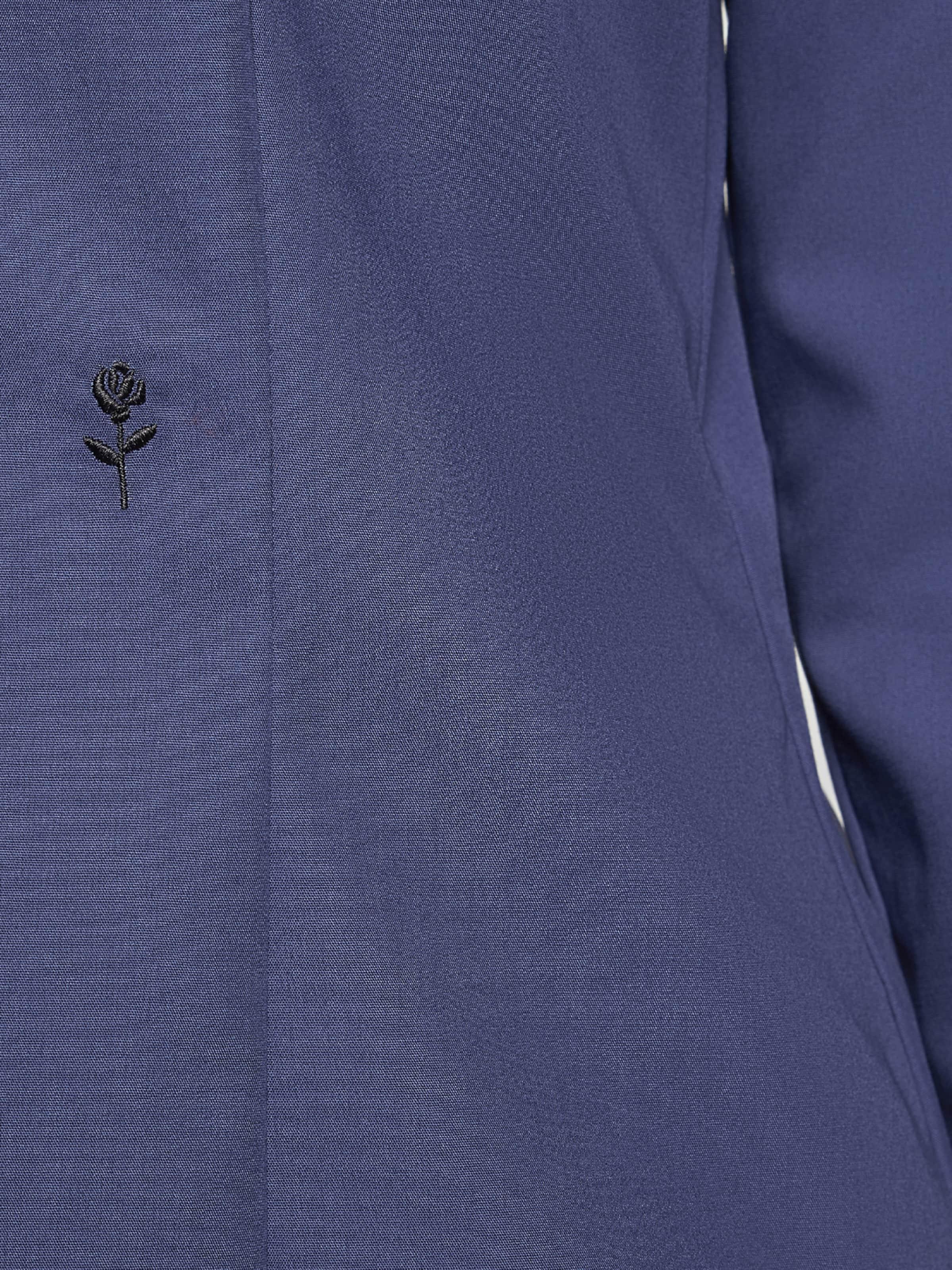 Bluse Dunkelblau In Dunkelblau Seidensticker In Bluse In Seidensticker Bluse Seidensticker 8wPX0Okn
