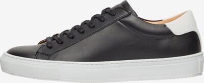 Bianco Sneakers in schwarz / weiß, Produktansicht