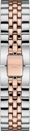 ROSEFIELD Uhrenarmband in rosegold / silber, Produktansicht
