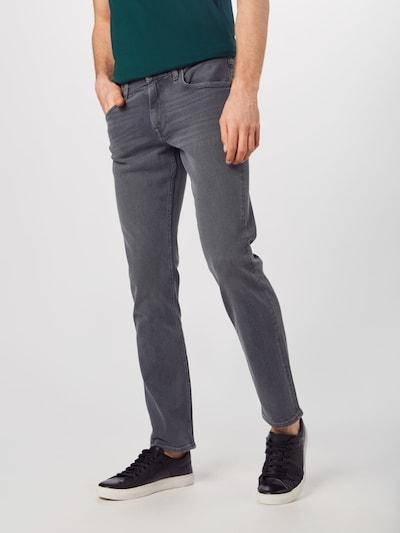 TOMMY HILFIGER Jeansy 'STRAIGHT DENTON STR AMES ' w kolorze szary denimm, Podgląd na modelu(-ce)