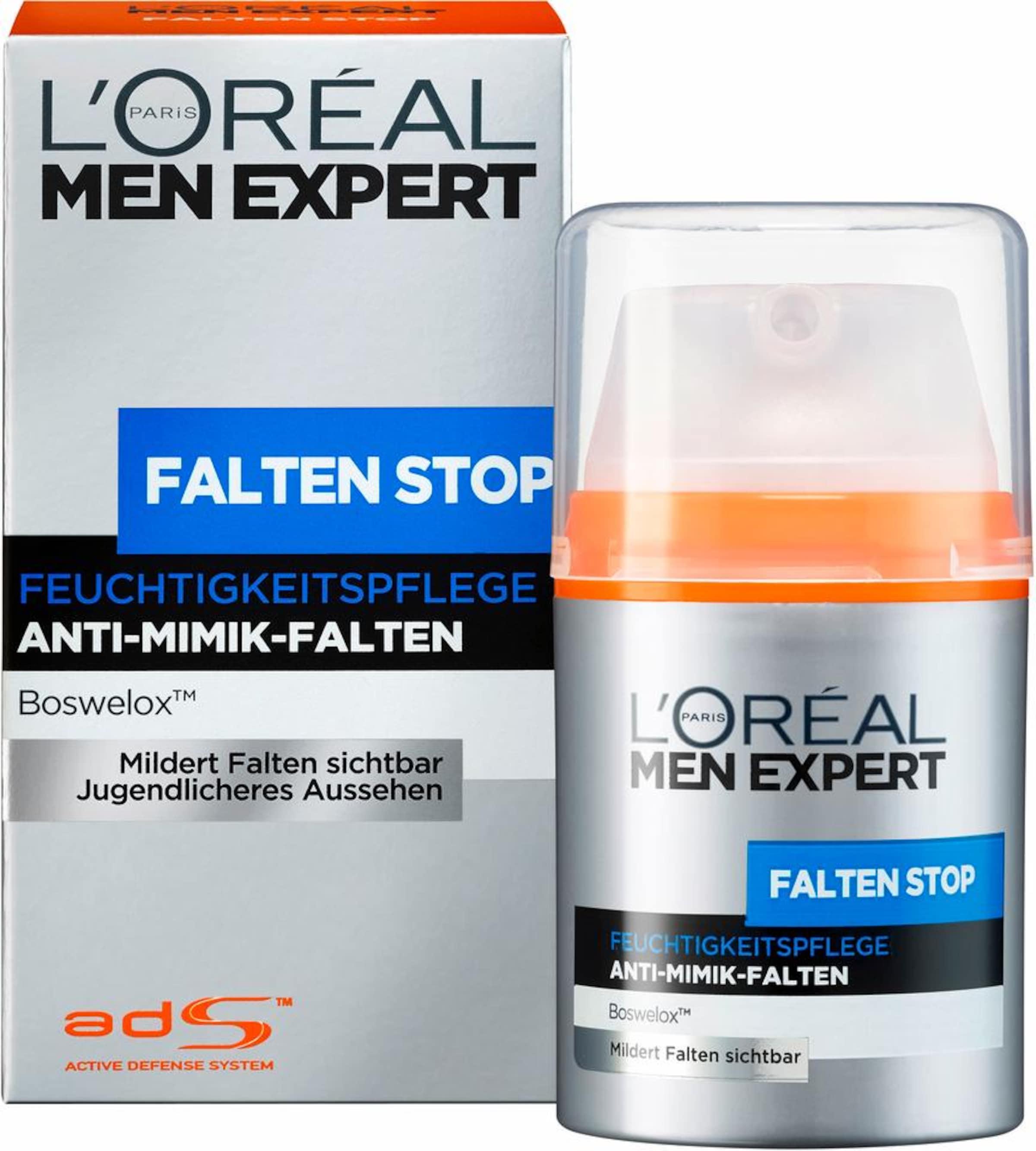 L'oréal Weiß Stop'Männerpflege Men 'falten In Paris Expert KlF1cJ