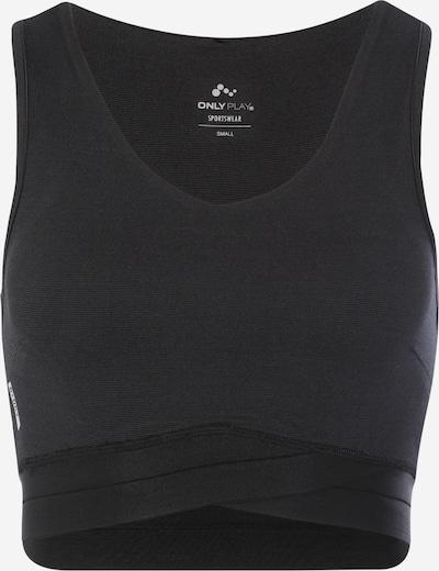 ONLY PLAY Biustonosz sportowy 'VIPER' w kolorze czarnym, Podgląd produktu